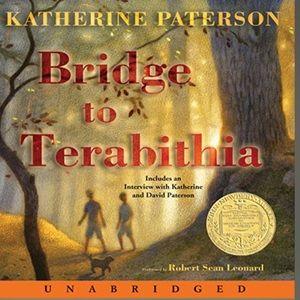 Bridge to Terabithia by:  Katherine Paterson - new